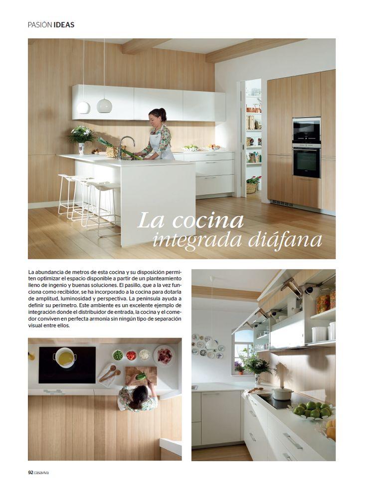 Mejores 67 imágenes de Cocinas Santos en los medios en Pinterest ...