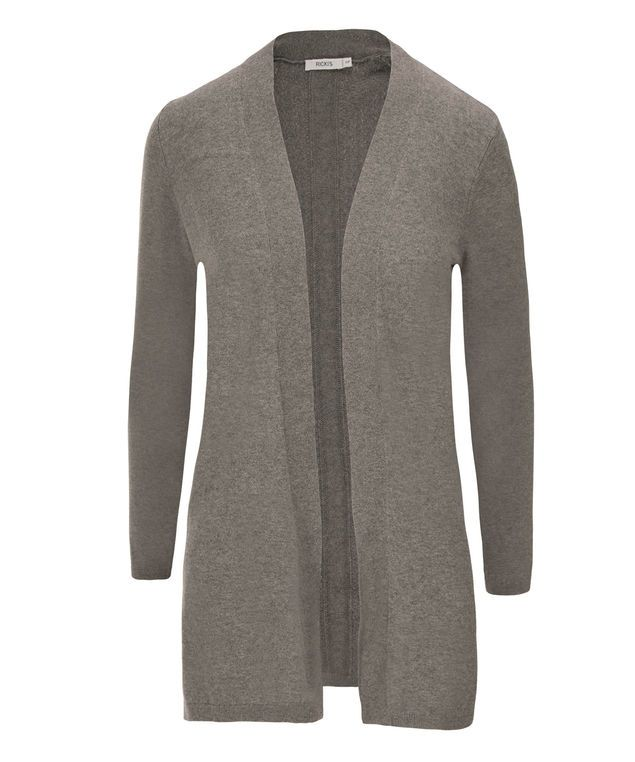 Pointelle Back Cardi, Grey #loverickis #rickisfashion #rickis #instantoutfit #instantOOTD #spring #spring2017 #springfashion