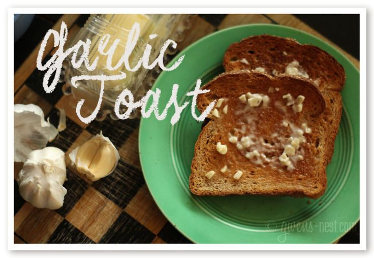 Eating Raw Garlic: You're Doing It Wrong - Gwen's Nest