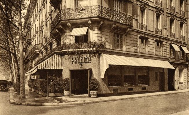 Restaurant prunier 16 avenue victor hugo paris xvi me travel pinterest - 16 avenue victor hugo ...
