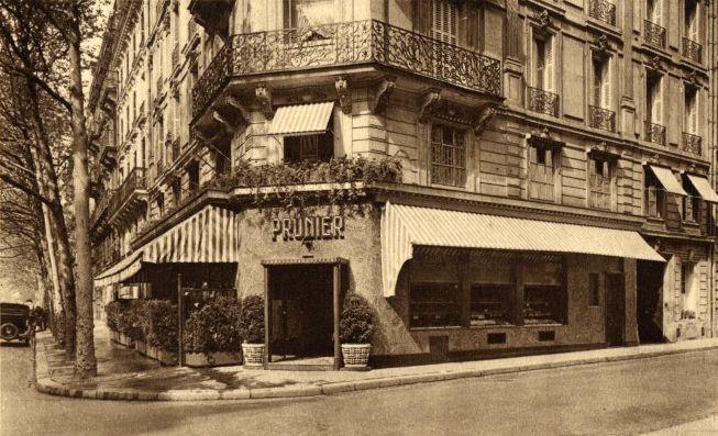Restaurant prunier 16 avenue victor hugo paris xvi me travel pinterest - 16 avenue victor hugo ...