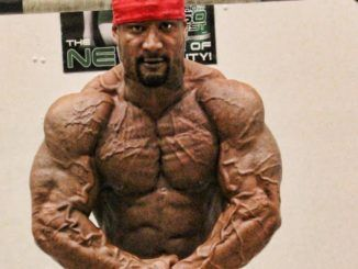 """Bodybuilder Has The Most Vascular Physique!  Karl Anderson is a Swedish bodybuilder who has an Instagram account named """"Carlito XXXL"""".    He weighs 220lbs when competing on stage and is 5'5″ tall. Not only is Karl extremely muscular but he probably has one of the most vascular bodybuilding physiques we have ever seen. #bodybuilding #fitness #gym #workout #training #fitfam #instafit #muscle #bodybuilder #vascular"""