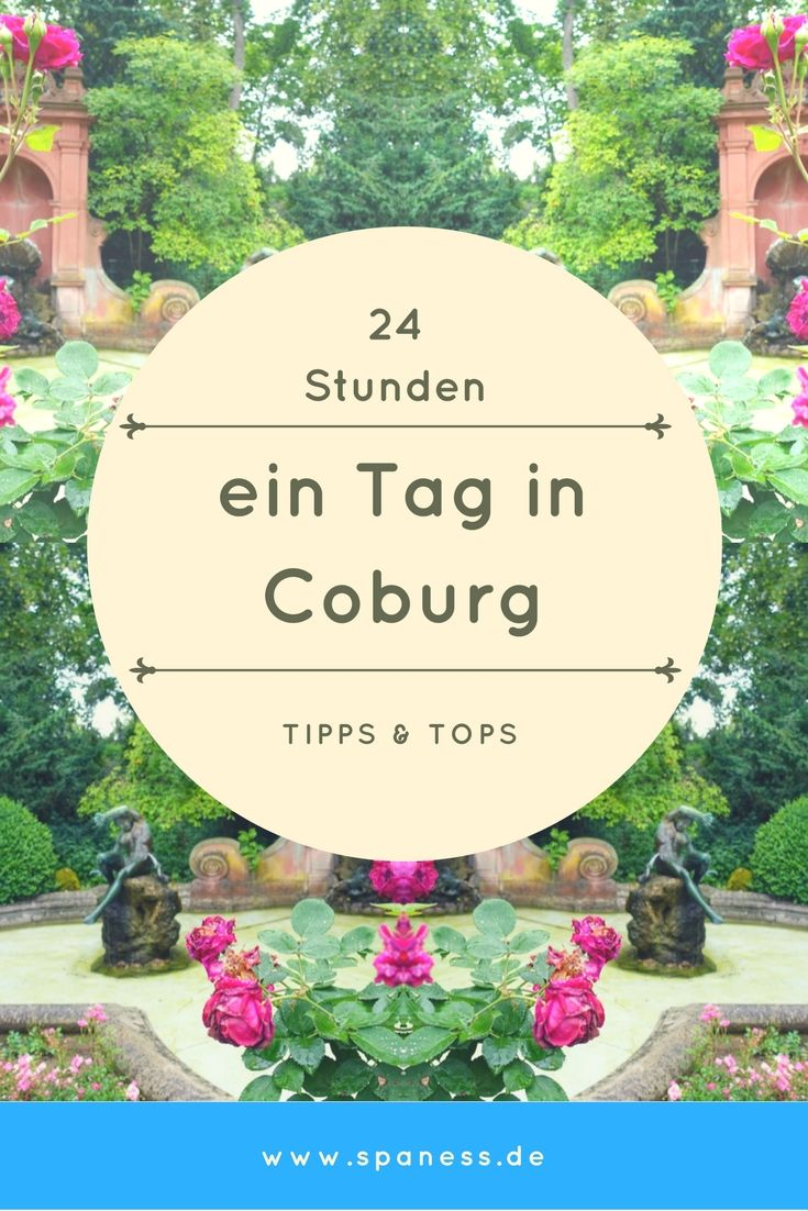 City Trip Coburg - ein Tag in Coburg Tipps und Empfehlungen.
