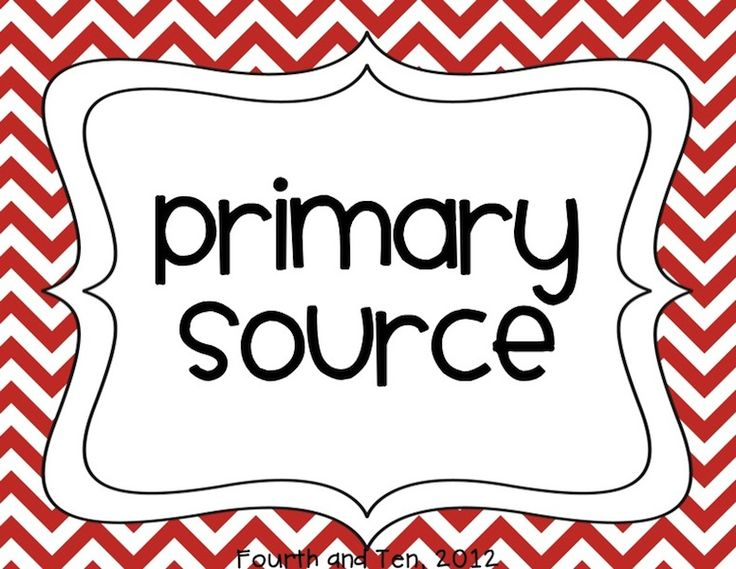 Primary and Secondary Source Freebies. Great lesson. My kiddos definitely need this review!