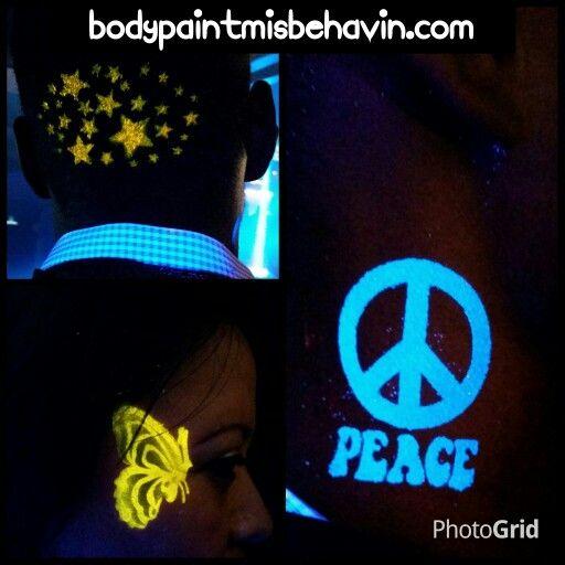 #stolivodka,  #medusanightclub, #bodypaintmisbehavin,  #uvactivatedbodypaint