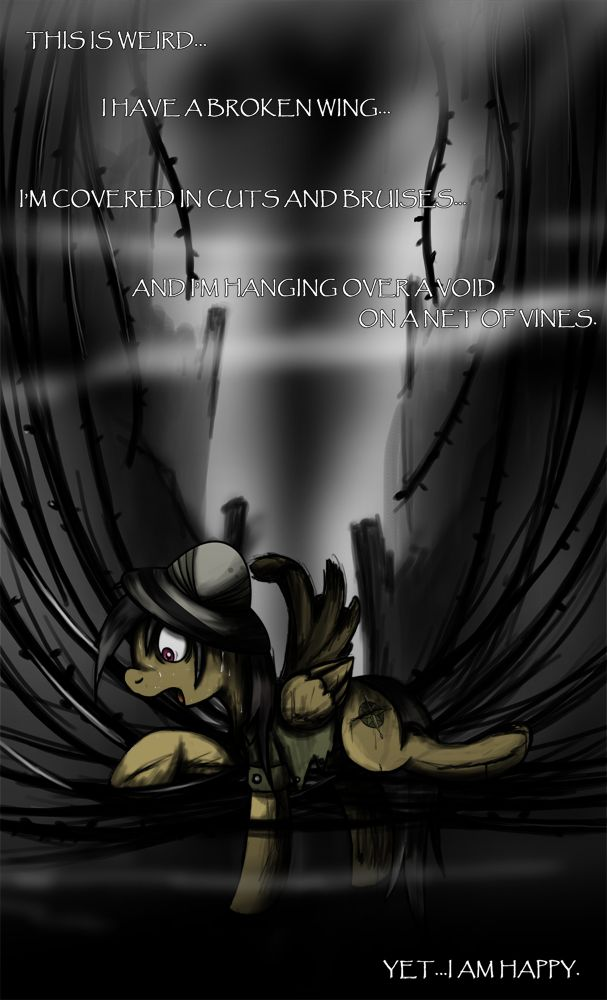 Fanart - MLP. Daring's Salvation by jamescorck.deviantart.com on @deviantART