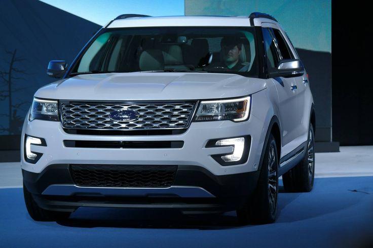 Ford Explorer 2016 Limited