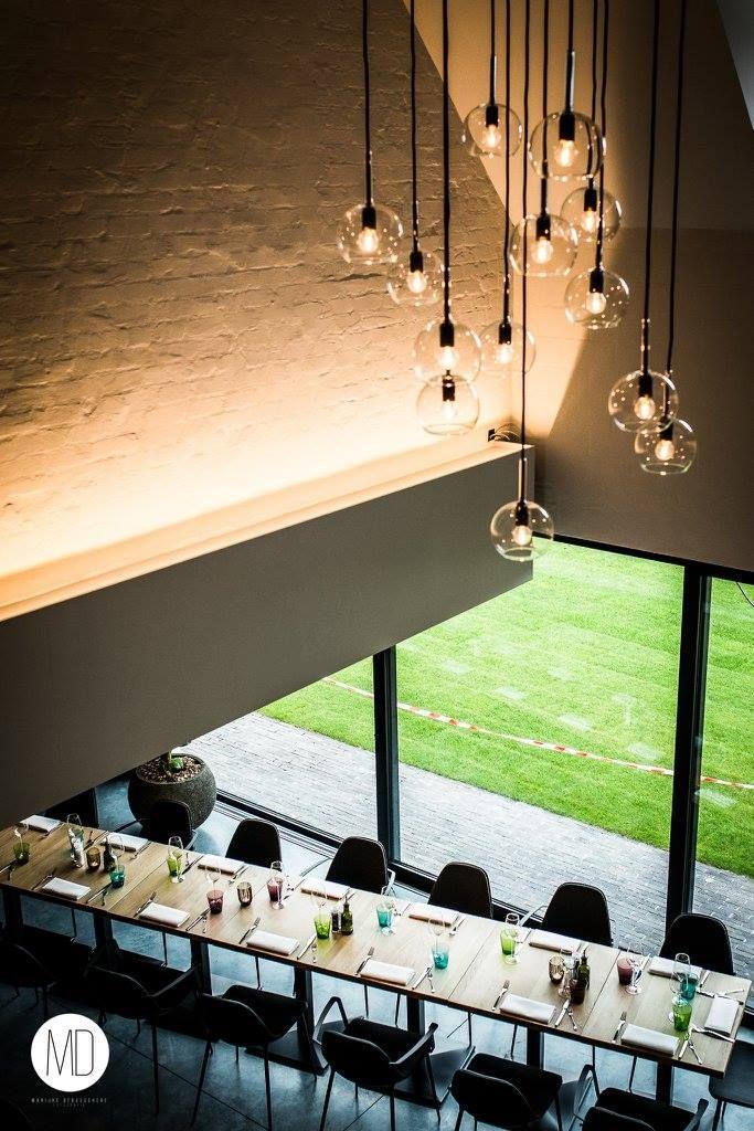 hangende lampjes voor in de vide