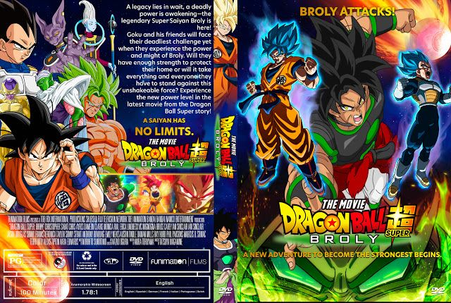 The Christmas Chronicles 2018 Dvd Cover.Dragon Ball Super Broly Dvd Cover Download Dvd And Bluray