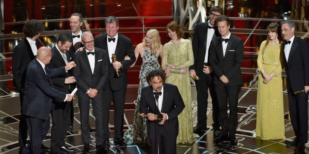 Here Are All The 2015 Oscars Winners