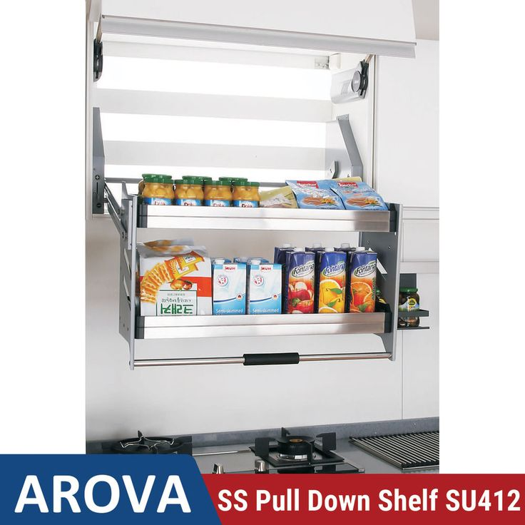 Best Details About Pull Out Down Pantry Soft Close Unit 400 x 300