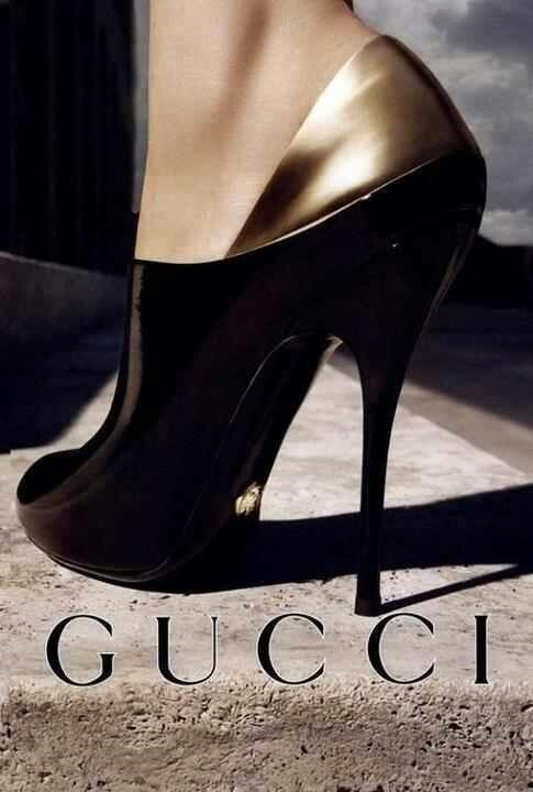 Gucci Ready to Wear Amazing High Heel Shoes Collection 2015 | Way2Fashion