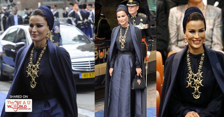 HH Sheikha Mozah bint Nasser Al Missned: The Iron Lady of Qatar