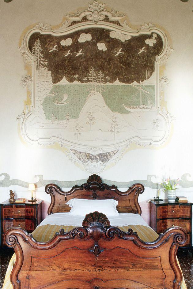 Private palladian Villa, #Ca' #Marcello, #Piombino #Dese, Veneto, Italy.