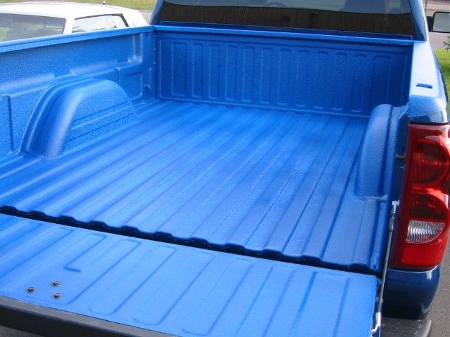 Spray On Bed Liners Come In Many Colors Truck Bed Liner Bed
