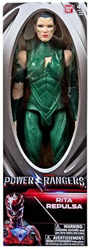 "Sabans Power Rangers Movie Rita Repulsa Green Ranger 12"" Action Figure Bandai #Bandai"