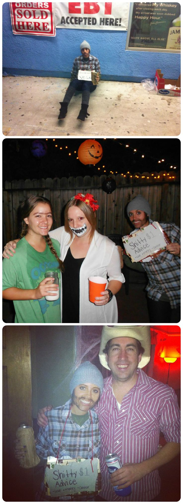 64 best Hobo party ideas images on Pinterest | Hobo costume ...