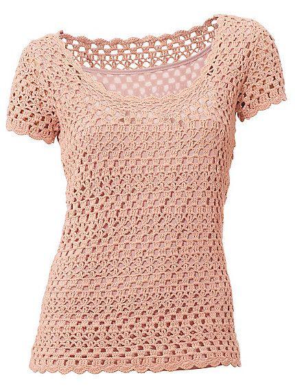 -Crochetpullover