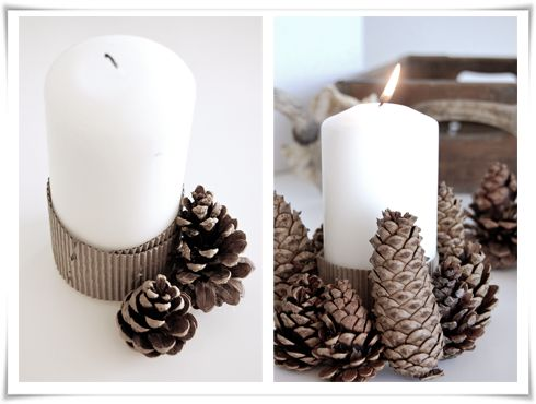 http://jamiebrock.hubpages.com/hub/Pine-Cone-Crafts-and-Decoration-Ideas-for-the-Holidays
