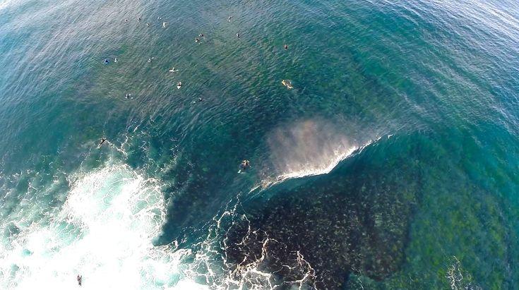 AERIAL SURF SHOWREEL // EYES IN THE SKY VISUALS