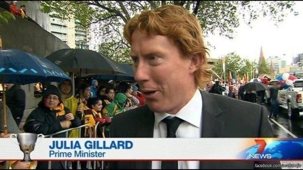 When Channel 7 didn't quite get our current Prime Minister right… | 17 Times Australian News Was Too Much To Handle