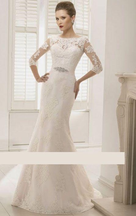 VINTAGE WEDDINGDRESS