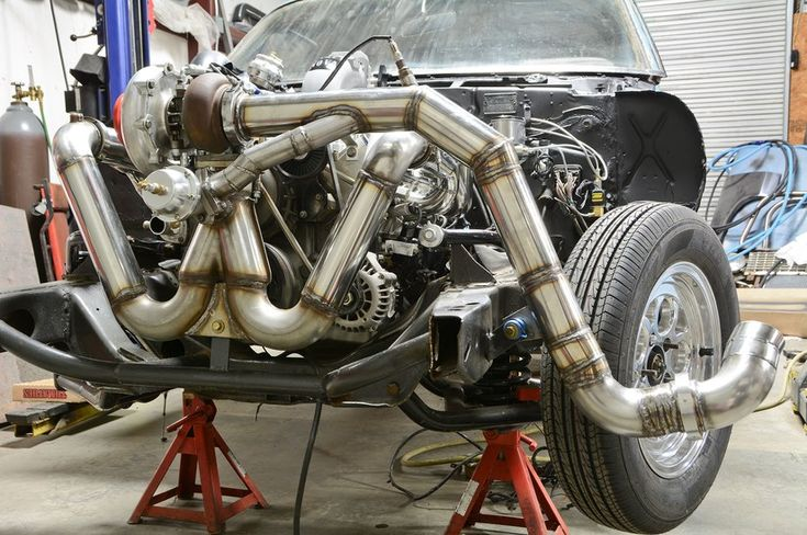We install a budget turbo setup on our junkyard 4.8-liter LS based Vortec engine and finish it off with a Holley EFI system and accessories.