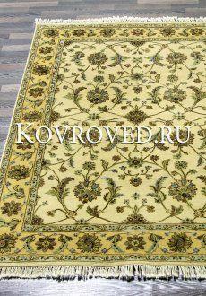 Индия шерсть шелк 12x12 Индийские ковры