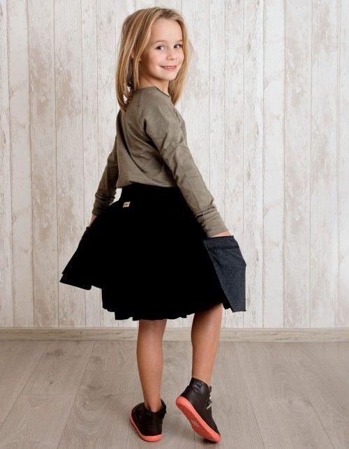 LOLA SKIRT Spódnica dziewczęca   MeMola   SHOWROOM Kids