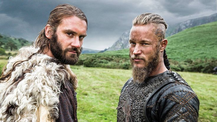 Rollo and Ragnar. The original Sons of Anarchy.