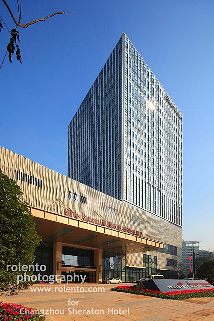 Sheraton Hotel in China's Changzhou
