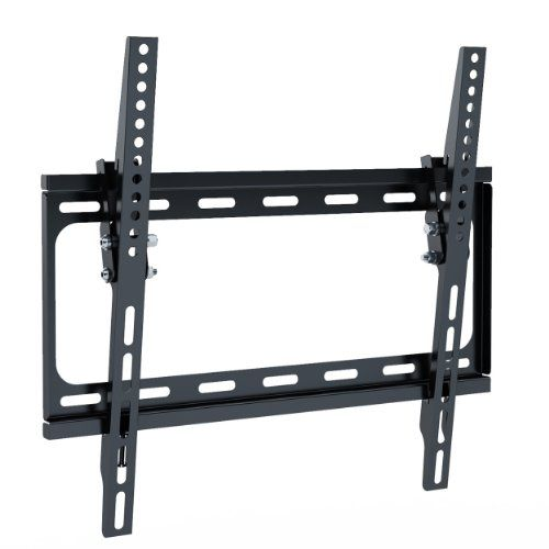 Designed to accommodate most 26 – 47 #Inch TVs up to 66lbs, this flat panel wall mount elevates your screen to the optimal viewing angle. The one inch gap the T-...