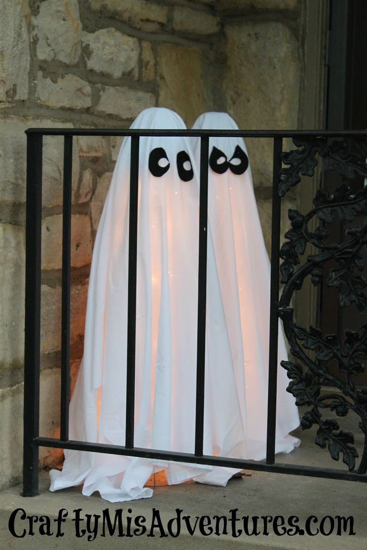 68 best Halloween Decorations images on Pinterest Halloween stuff - diy outdoor halloween decorations