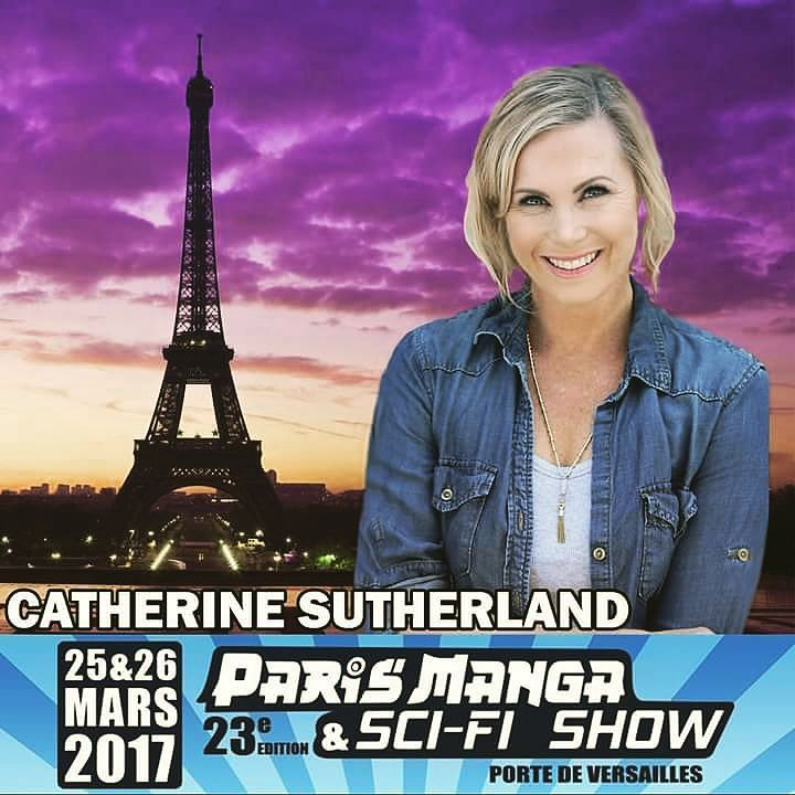 @catherine_sutherland  will be in Paris in March after Lexington Convention.  #trentonnjpromoter #catherinesutherland #kat #pinkrangerkat #theordermovie #Beatmaticsupports #actorslife #mightymorphinpowerrangers #mmpr #powerrangerszeo #pinkranger #katherine #tv #powerrangers #turbo #mightymorphin #rangers #austrailian #powerrangersturbo #entertainment #actress #2017Unleashed #actor #paris #europe #scifi #comiccon #cosplay #europian #manga