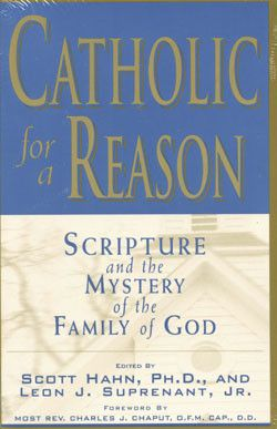 37 best books images on pinterest book gifts catholic books and catholic for a reason jeff cavins scott hahn fandeluxe Images