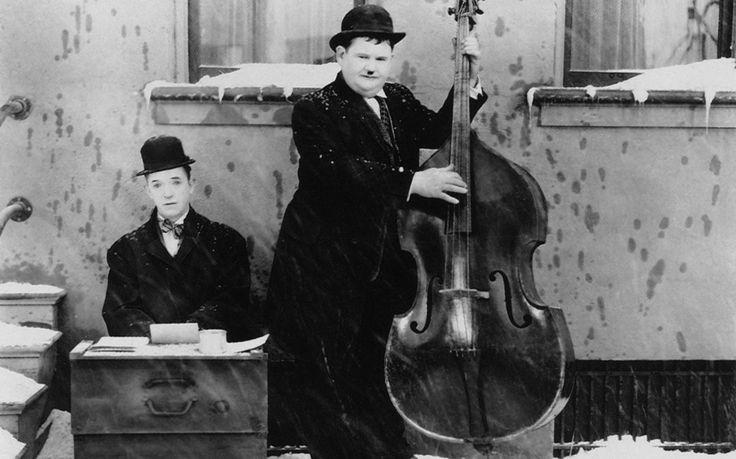 Laurel and Hardy in Below Zero
