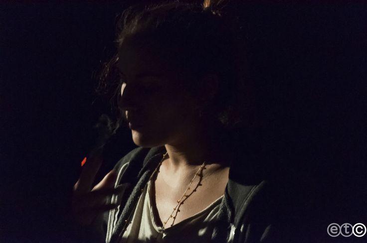 https://flic.kr/p/yy2DzV | Ritratto di donna di notte | Esperimenti