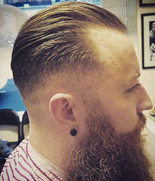 50 elegante Frisuren und Frisuren für Balding Männer – #Balding #elegante #Fri…