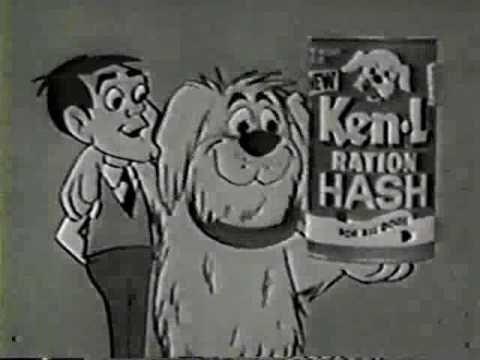 Ken L Ration Dog Food Commercial