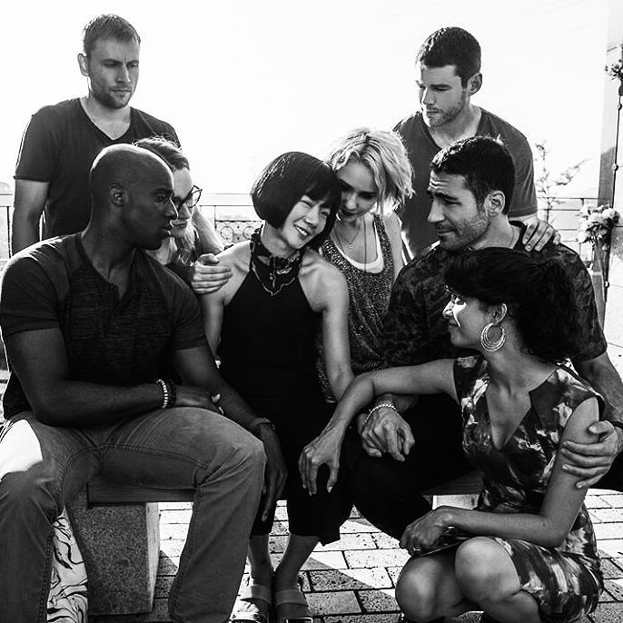 Sense 8 foi cancelada pela Netflix.  #Pride #GayPride #Jampa #JoãoPessoa #PB #LGBT #LGBTPride #InstaPride #Instagay #Color #Travesti #Transexual #Dragqueen #Instadrag #Aligagay #Sitegay #SiteLGBT #Love #Gaylove