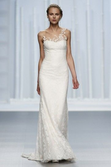 302 best Rosa Clarà images on Pinterest   Beaded lace, Bridal and ...