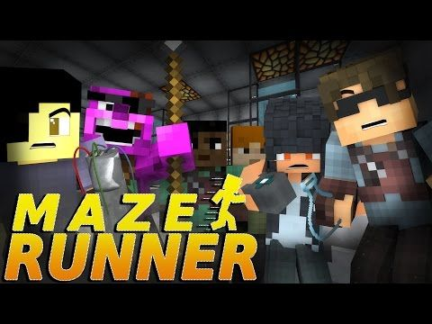 "Minecraft MAZE RUNNER! - ""Freedom Comes with a Cost"" #10 (Minecraft Roleplay) - YouTube"