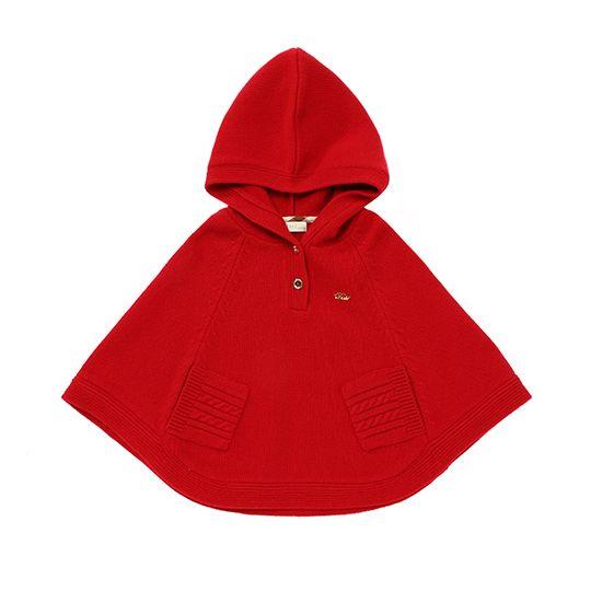 후드 망또형 어린이 스웨터 망또 스터일이라 따뜻하면서도 활동에 용이하고 원피스나 바지 어떤 옷에도 잘 어울려요!
