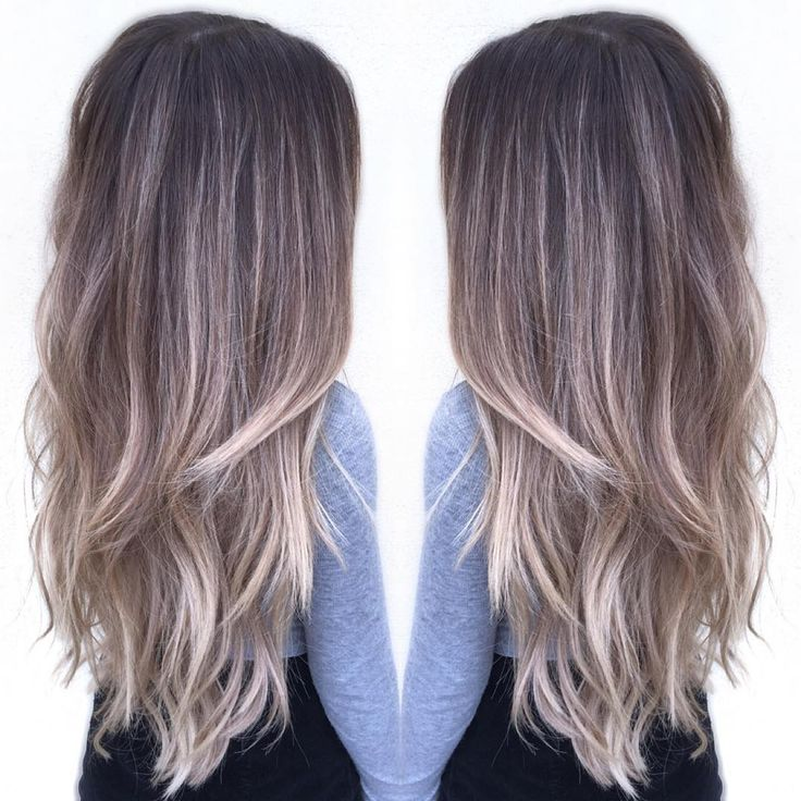 45 Adorable Ash Blonde Hairstyles: Best 25+ Ash Balayage Ideas On Pinterest
