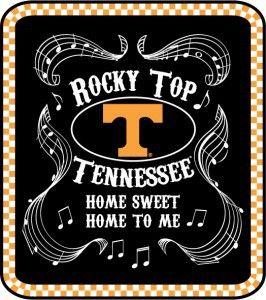 University of Tennessee School Spirit