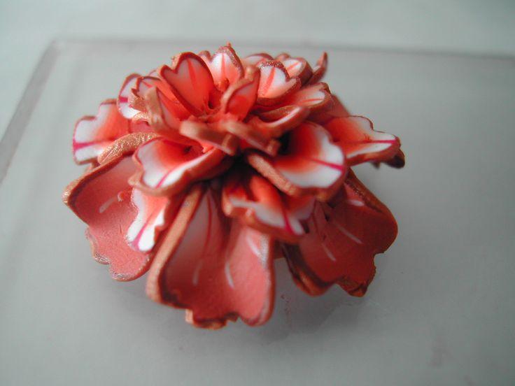flower clay tutorial - photo #45