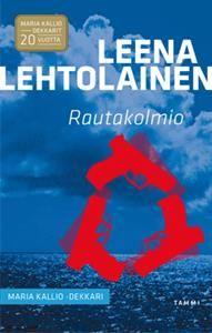 Rautakolmio -  Leena Lehtolainen, 22.40€