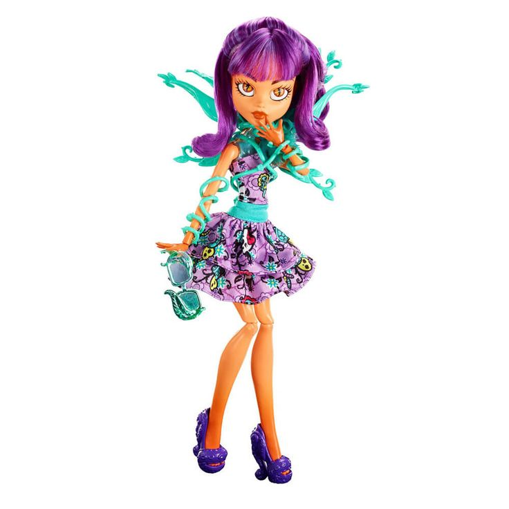 Monster High Inner Monster Papusa Silly Shy