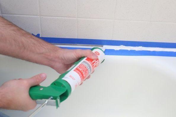 cómo calafatear su ducha, las ideas del cuarto de baño, reparaciones, mantenimiento del hogar bricolaje, cómo