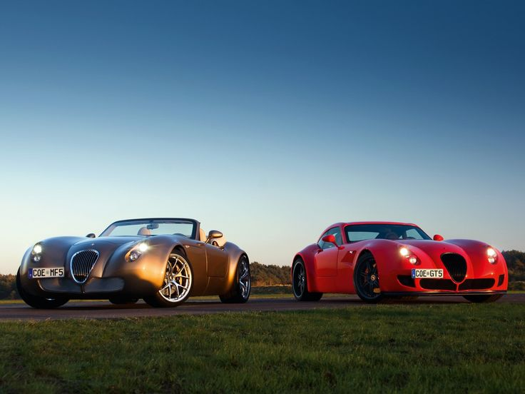 Other pictures of Wiesmann MF5